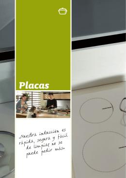 Placas - Fagor