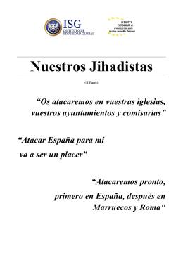 Nuestros jihadistas II Parte