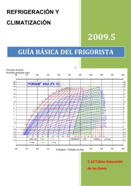GUÍA BÁSICA DEL FRIGORISTA