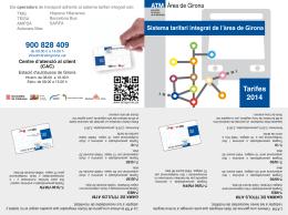 tarifes 2014_web - ATM Àrea de Girona