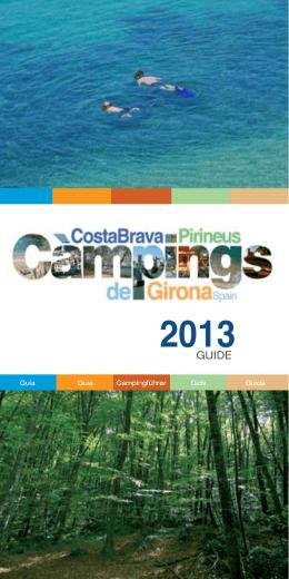 Adreces dels Càmpings - Associació de Càmpings de Girona