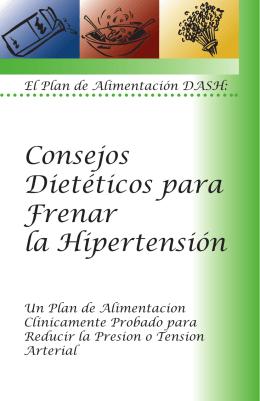 El Plan de Alimentación DASH