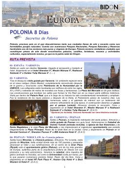 Secretos de Polonia