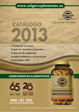 Catalogo_Solgar_2013_WEB