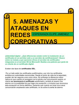 5. amenazas y ataques en redes corporativas