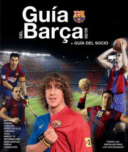 Guía Socio 08/09