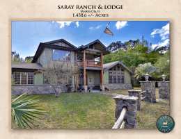 saray ranch & lodge