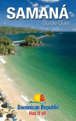 Guía Samaná - Dominican Republic