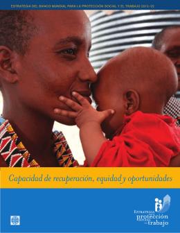 Estrategia del Banco Mundial para la Protección Social y el Trabajo