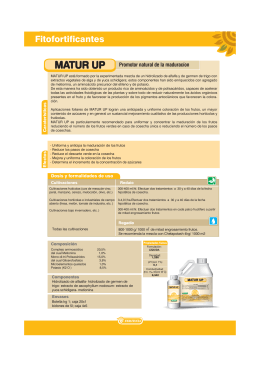 matur up - Fertenia