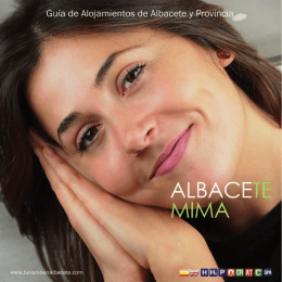 Natural areas - Turismo en Albacete