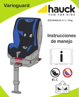 Varioguard Instrucciones de manejo