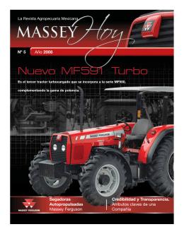 Nuevo MF591 Turbo