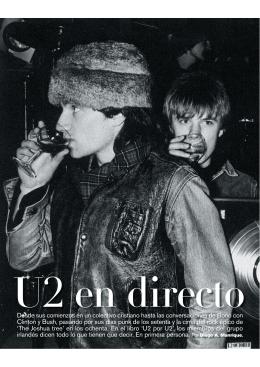 U2 en directo