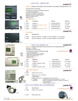 Mini PLC - industrias asociadas sas