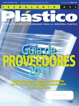 32 - Tecnología del Plástico
