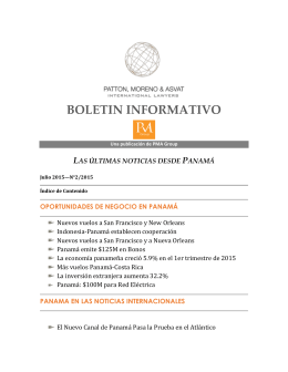 Business Letter 2015 N° 07