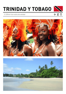 TRINIDAD Y TOBAGO - Travel and Exchange