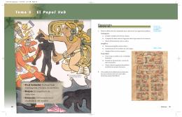 Tema 5 El Popol Vuh
