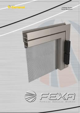 03 PUERTA MOSQUITERO - Aluminio Ludueña Perfiles