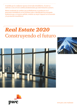 Real Estate 2020