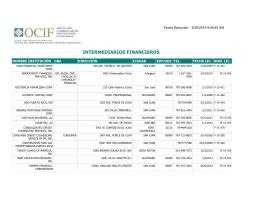 LICENCIAS POR TIPO DE INSTITUCION