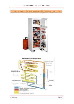 frigorifico a gas butano - TEMARIOS FORMATIVOS PROFESIONALES