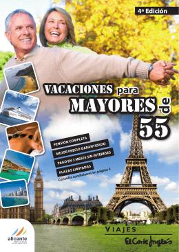 Mayores - Viajes el Corte Ingles