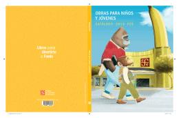 OBRAS PARA NIÑOS Y JÓVENES - Fondo de Cultura Económica