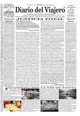 DV 1451 - Diario del Viajero