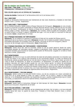 + info - Piamonte