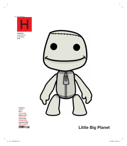 Little Big Planet - Verónica Fieiras