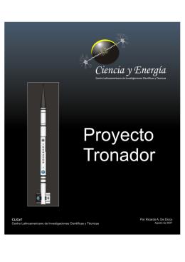 Proyecto Tronador