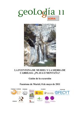 La Fuentona de Muriel y la Sierra de Cabrejas: ¿Playa o montaña?