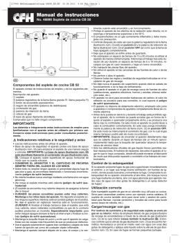 117949 Bedienungsanleitung 48890_ES:BD, page 1