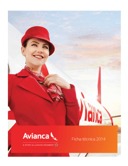 Fact Sheet - Avianca Holdings SA