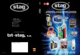 Catálogo refrigeracion STAG (8.91 Mb, 2015)
