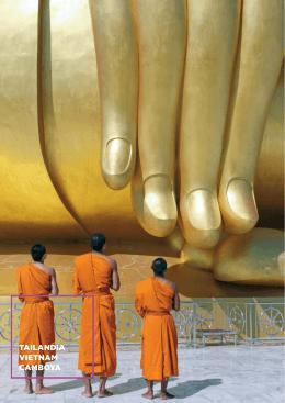 Tailandia, Vietnam, Camboya y Laos