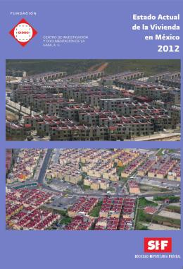 Entrega 2012 - Sociedad Hipotecaria Federal