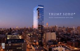 Trump SoHo