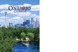 Descargar - ¡Bienvenido a Ontario, Canadá!