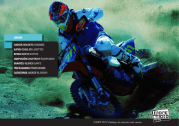catalogo digital - Moremoto Racing