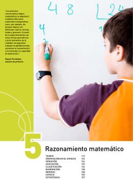 5Razonamiento matemático
