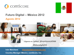 Futuro Digital – México 2012