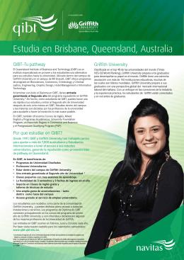 Estudia en Brisbane, Queensland, Australia