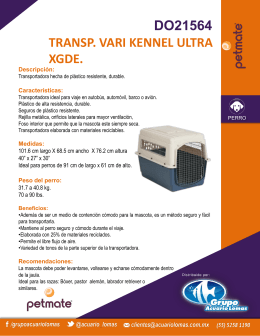 do21564 transp. vari kennel ultra xgde.