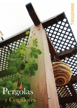 Pérgolas - Equidesa