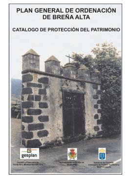 breña alta - Cabildo Insular de La Palma