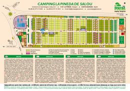 CAMPING LA PINEDA DE SALOU - La Pineda, camping bungalow
