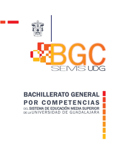 BGC-UDG Documento base evaluado COPEEMS